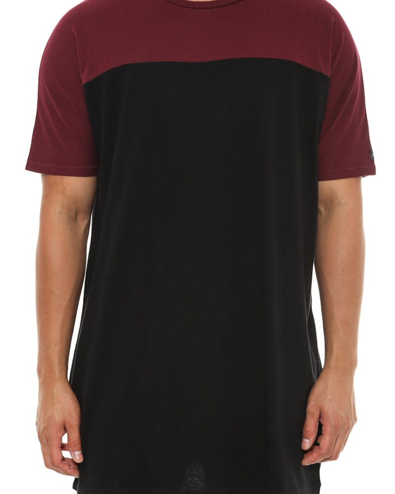 Top Tall Tee Port/black