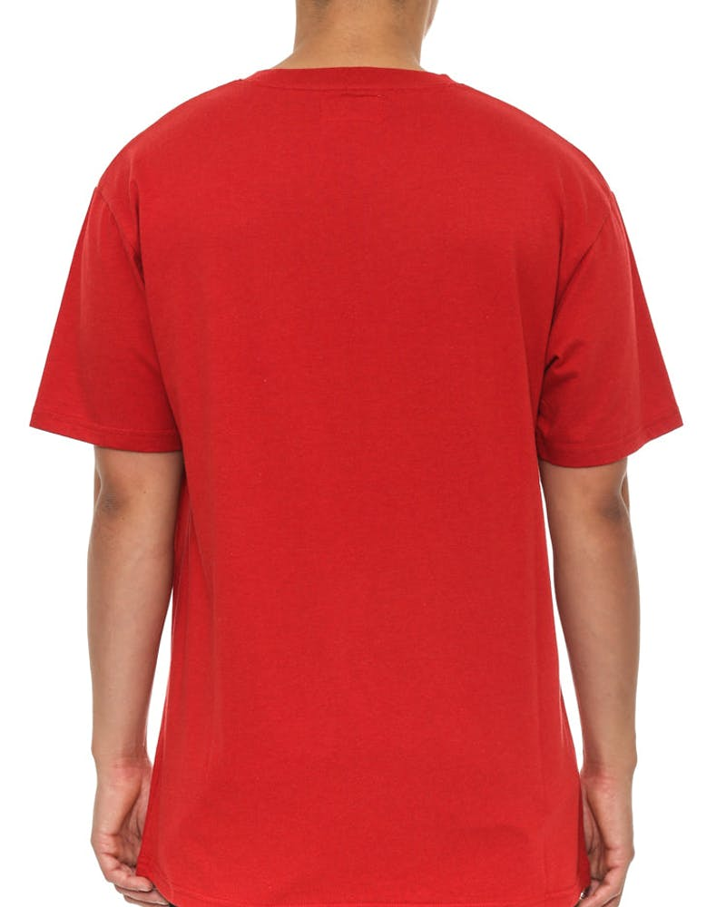 Arch Tee Red