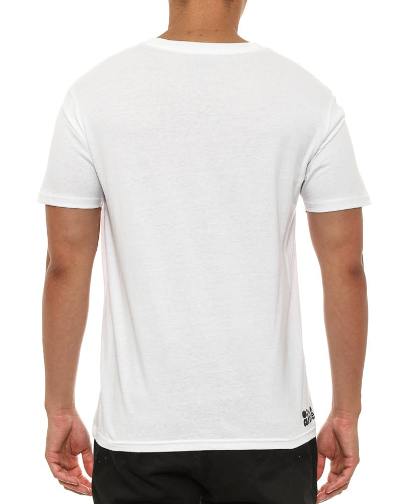 Big Stuck up Short Sleeve Tee White