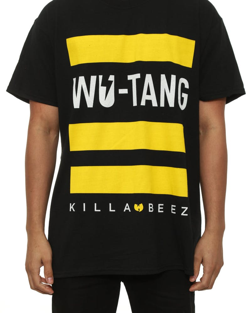Killa Beez Stripes Tee Black