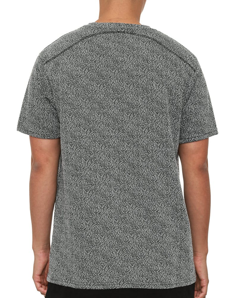 Flyknit Double Extendo Tee Black/grey