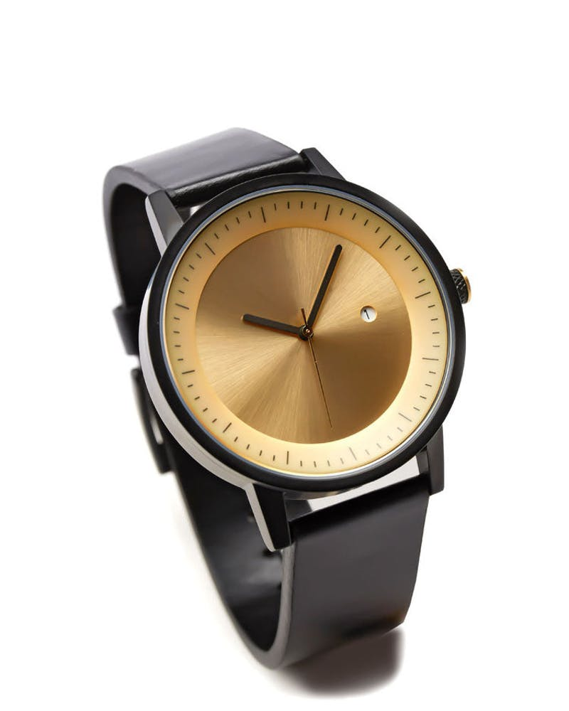 Dixon Watch Black/gold