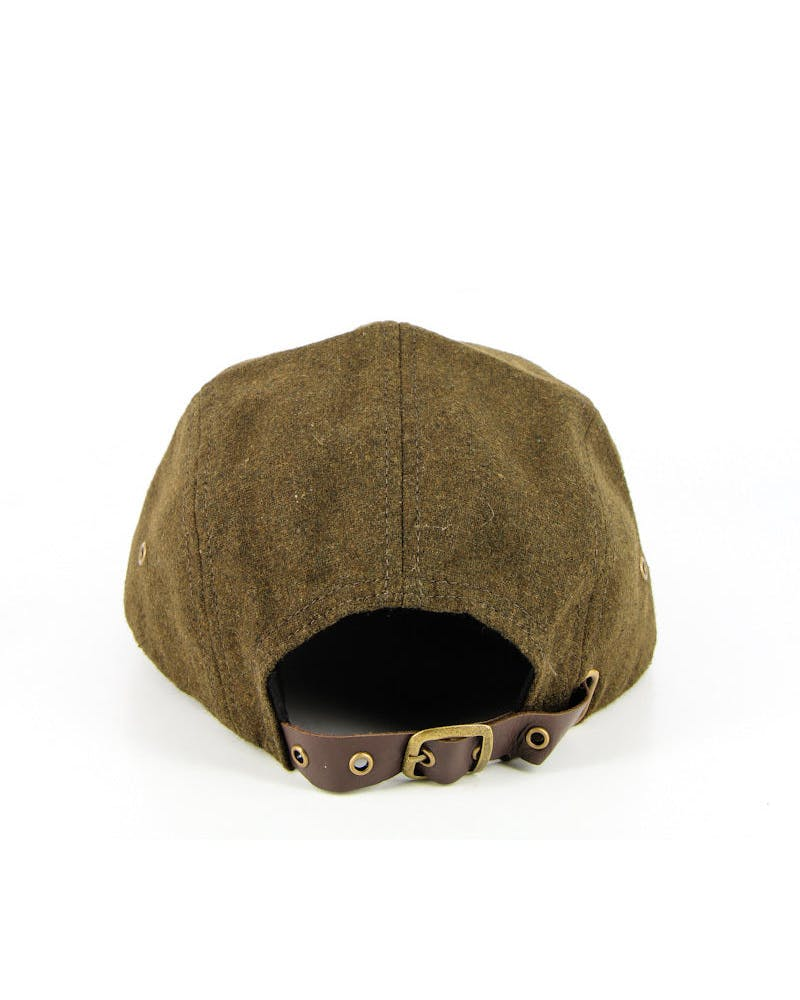 Blind Cast 5 Panel Army Green
