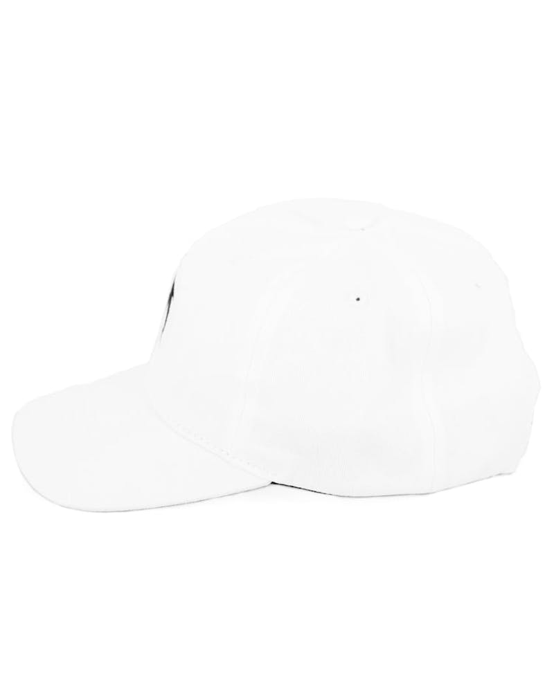 Speed Curved Snapback White