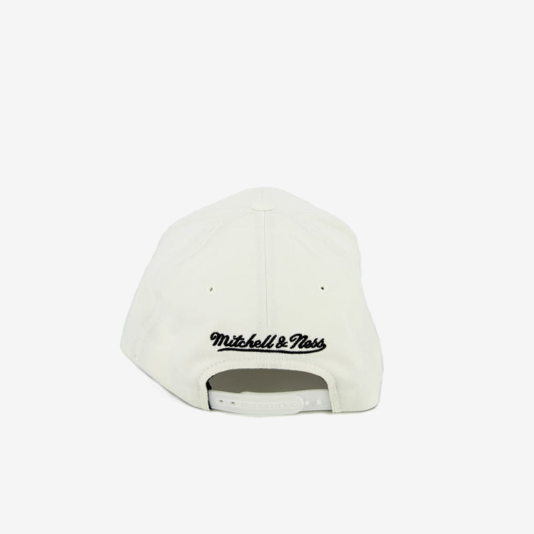 Arch Logo 110 Curved Brim White/black
