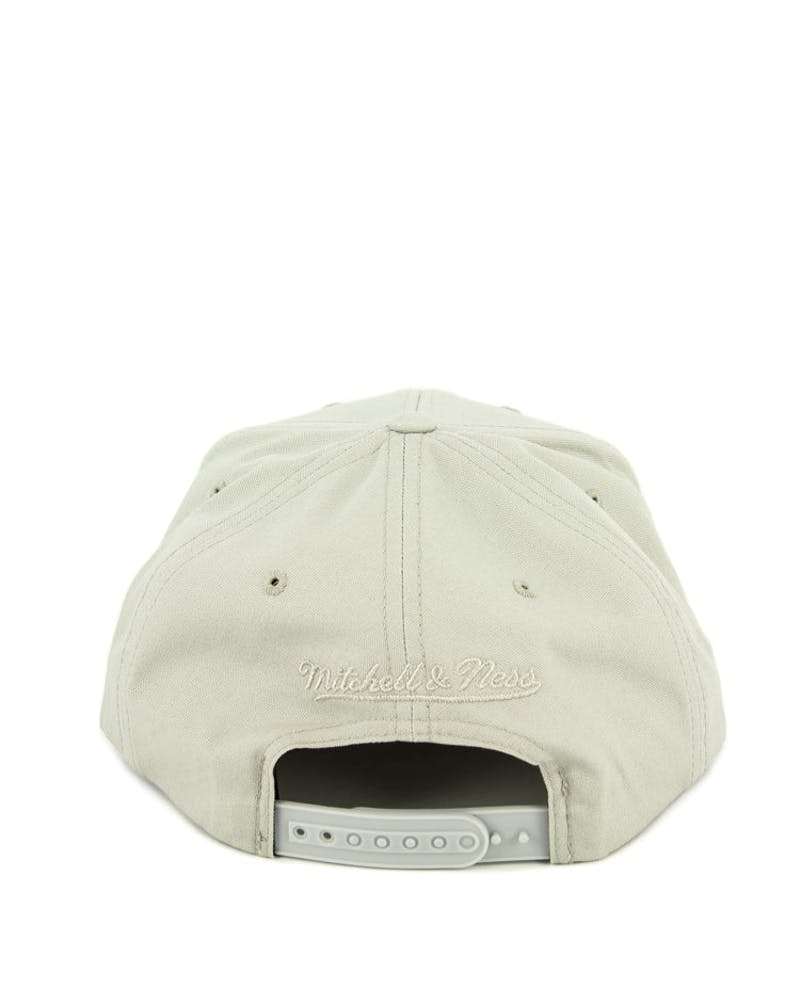 Nets Hot Stamp Snapback Grey/grey