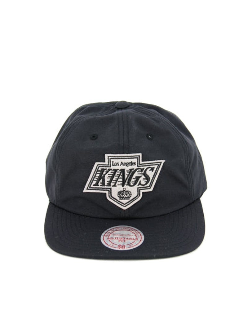 Kings Oxford Snapback Black