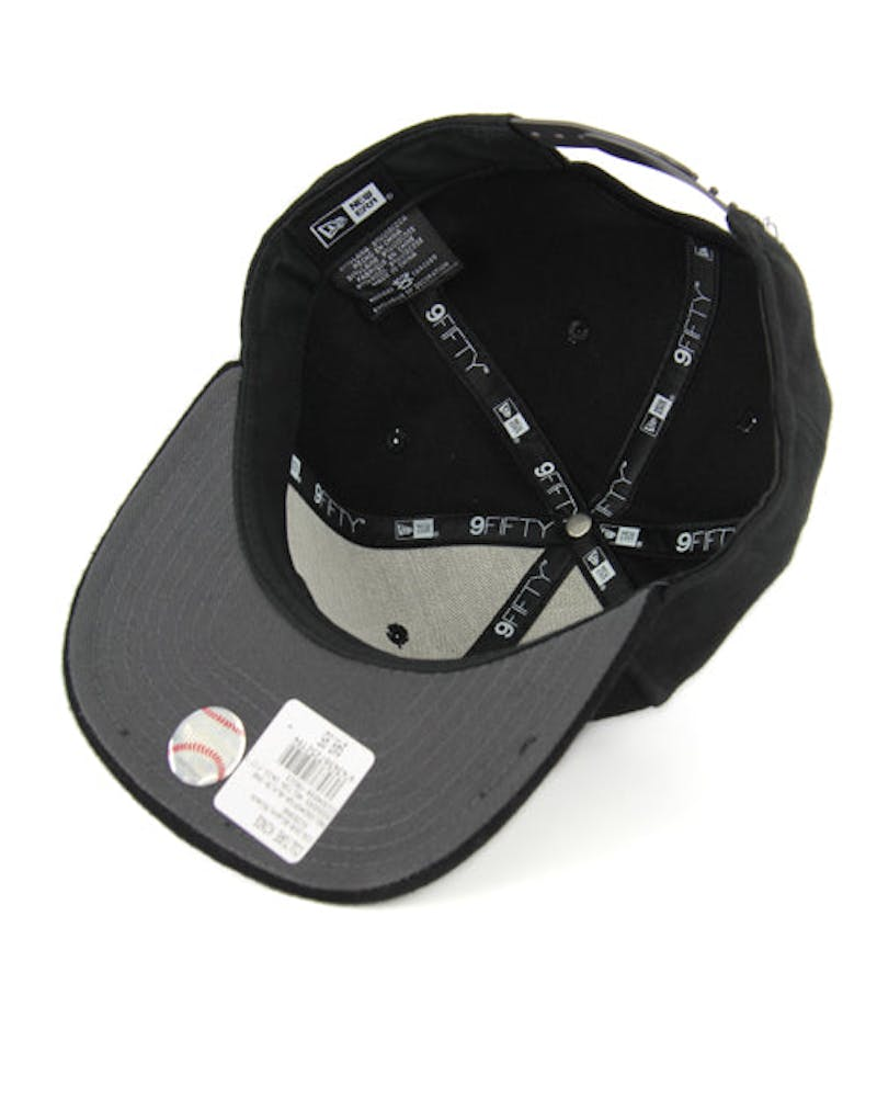 Dodgers Melton Orig.fit Snapback Black/black