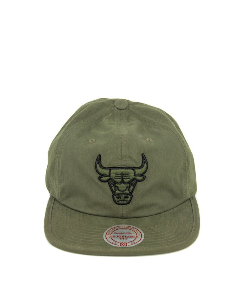 Bulls Outdoor Low Pro Strap Back Olive
