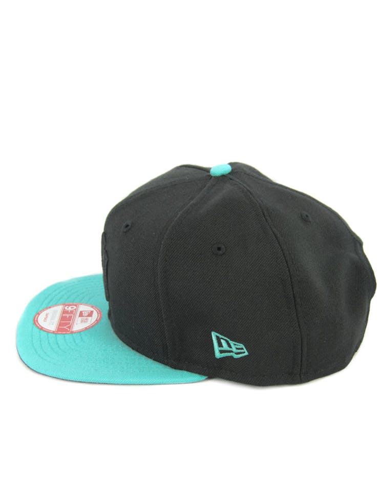 Yankees Original Fit Snapback Black/turquoise