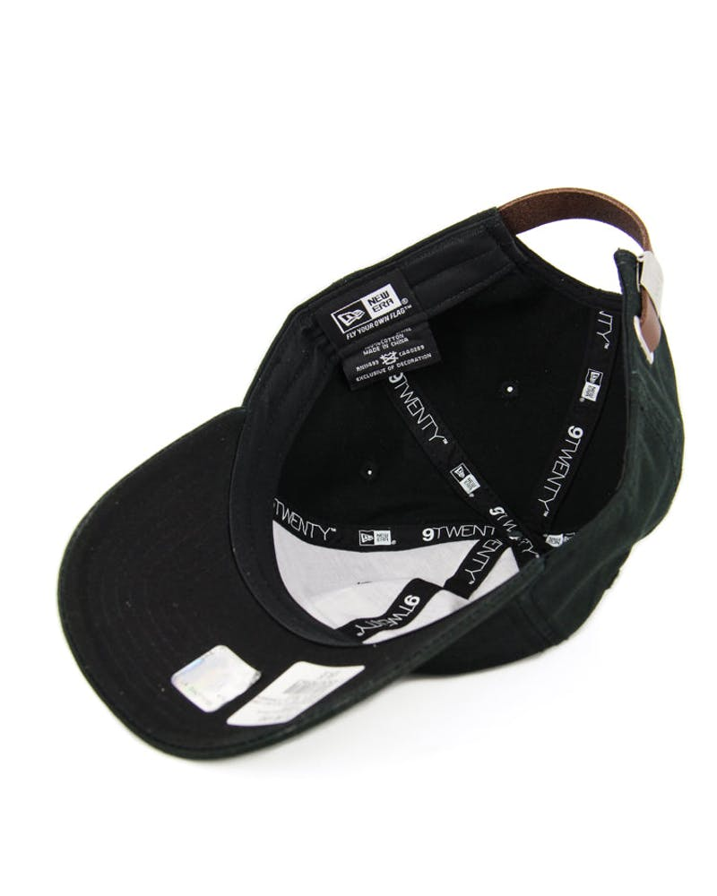 Raiders 920 CS Strapback Black/white