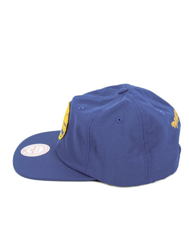 Warriors Oxford Snapback Blue