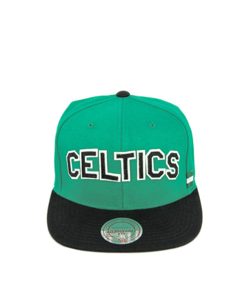 Celtics Training Room Snapback Green/black