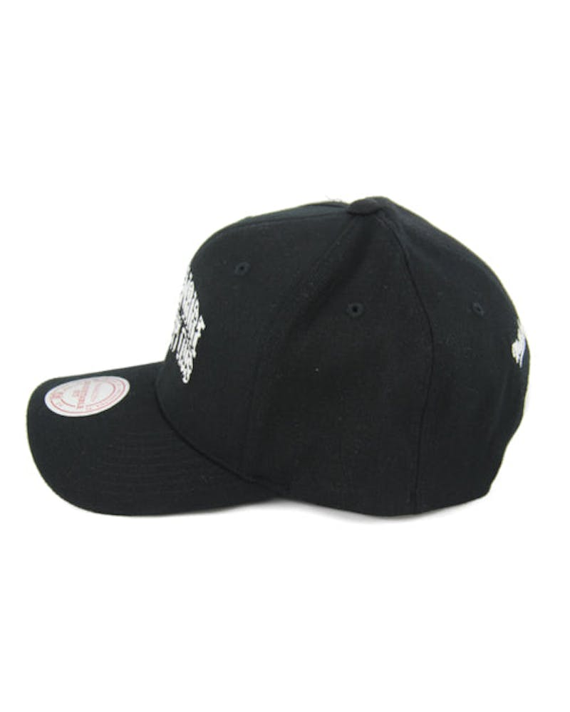 Arch Logo 110 Curved Brim Black/white
