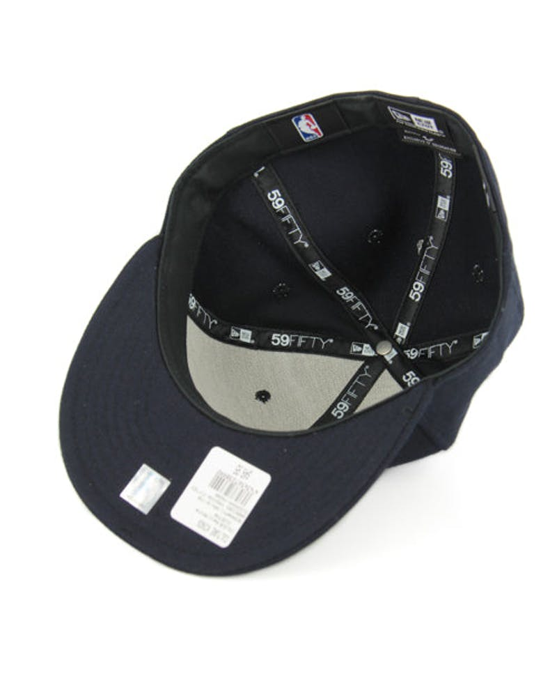Warriors Fashion Fitted Navy/white