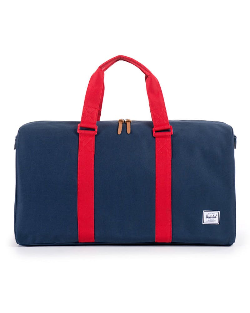 Ravine Duffle Navy/red