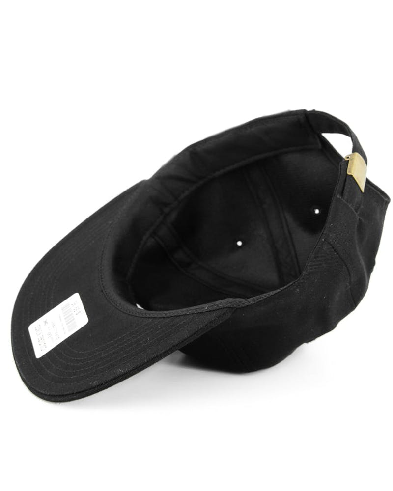 Ballpark Polo Strapback Black