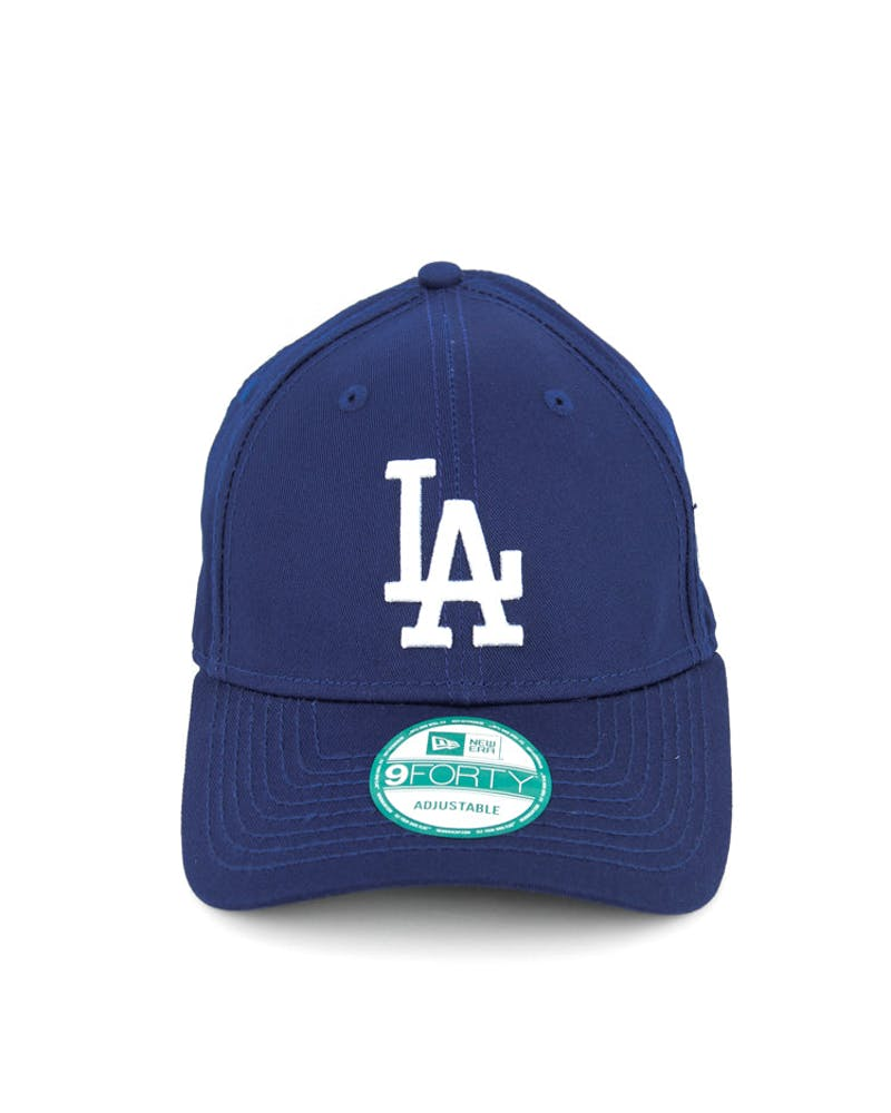 New Era Dodgers 9FORTY Strapback Royal/white