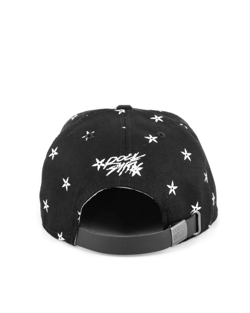 Kings Star Strapback Black