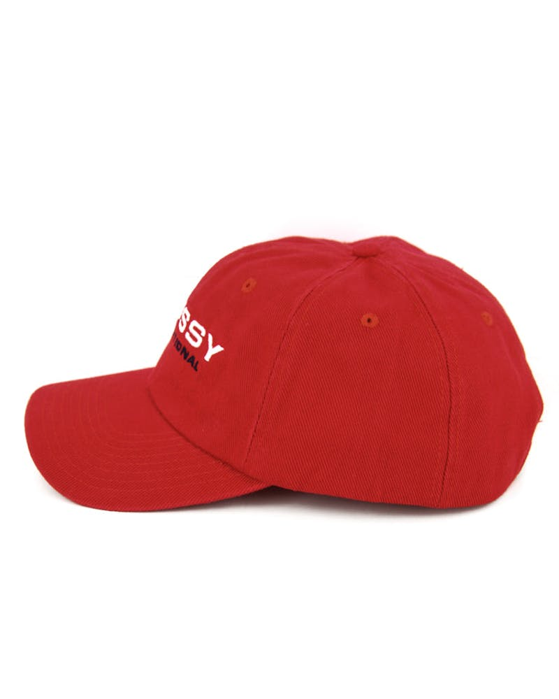 International Sport Strapback Red