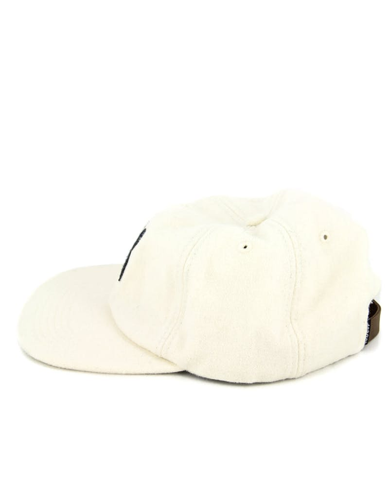 Dusty Diamond Strapback White