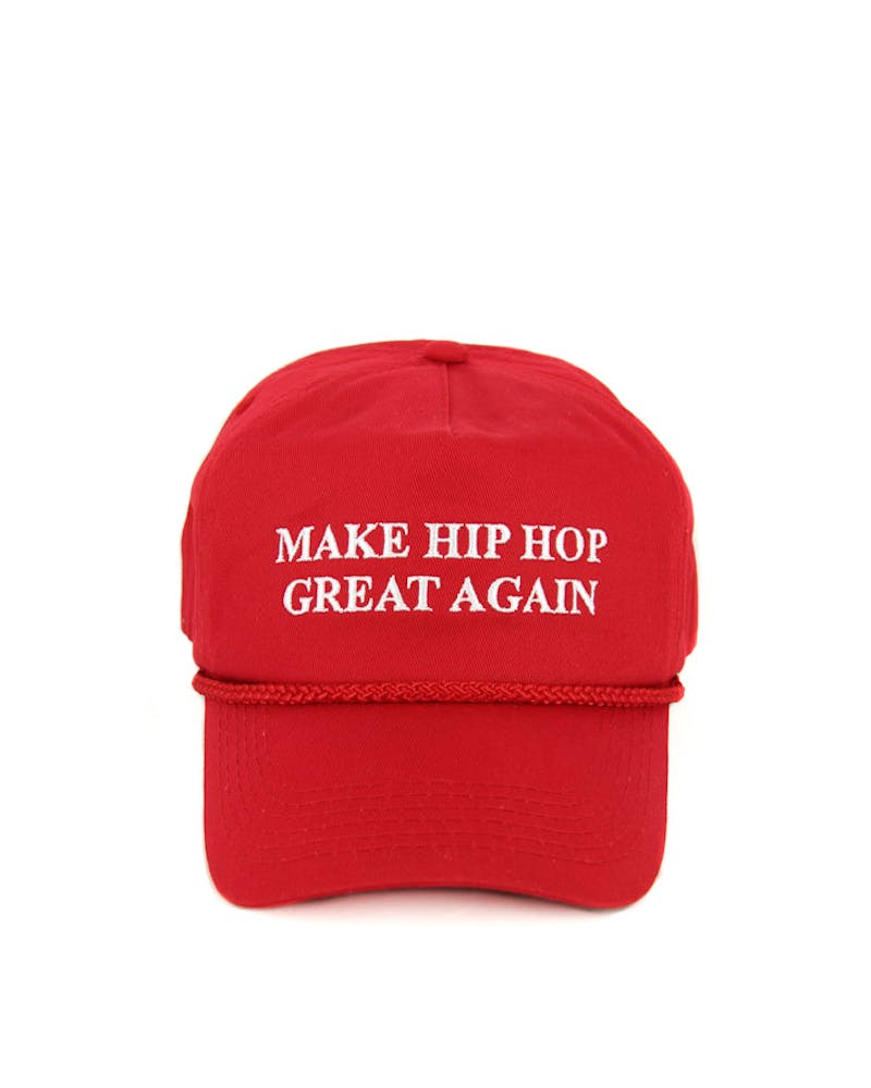 Great Again Snapback Red