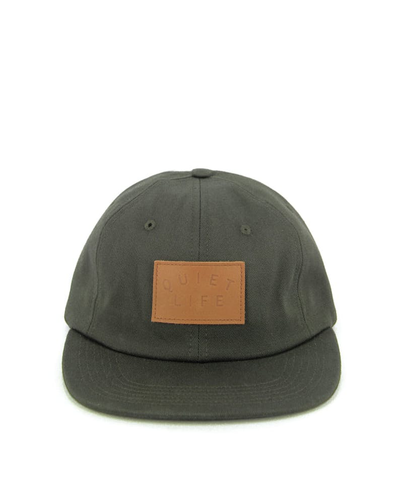 Field Polo Strapback Army Green/brow