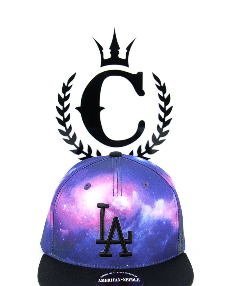 LA Dodgers Final Frontier Purple/black
