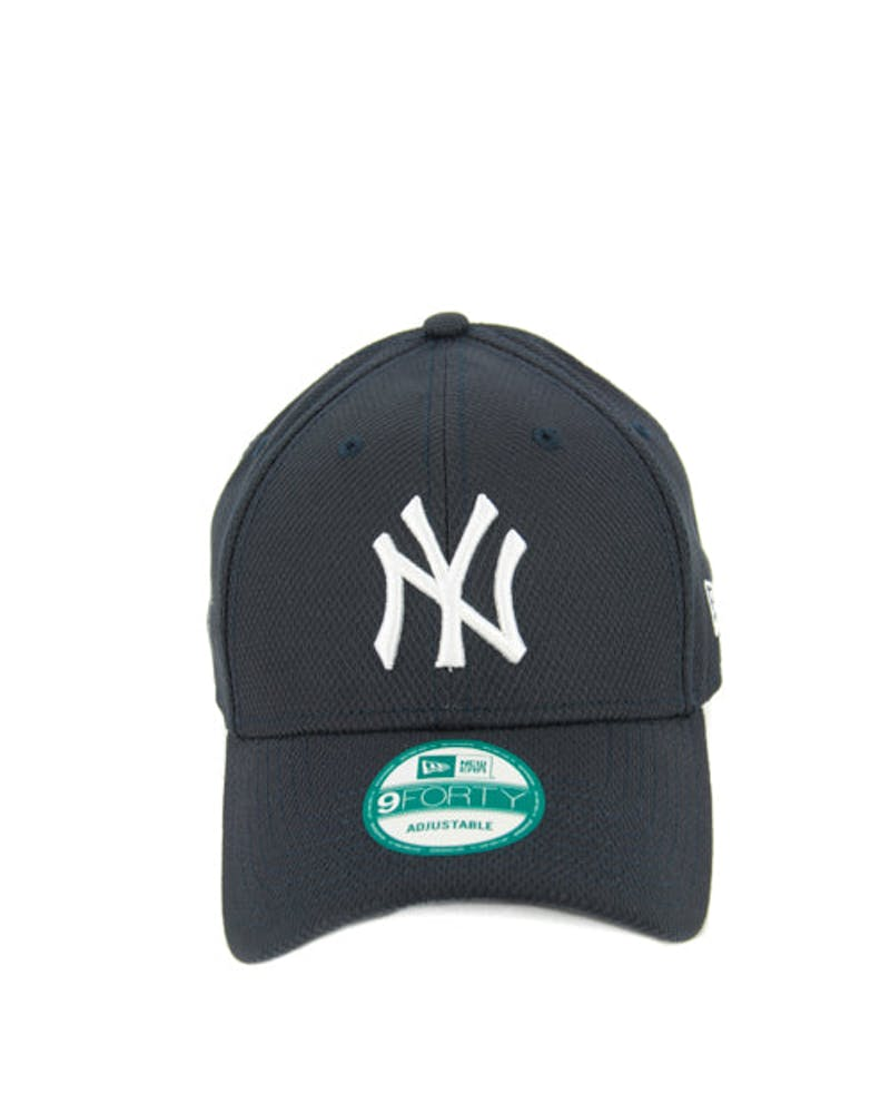 New Era Yankees 9FORTY de Strapback Navy/white