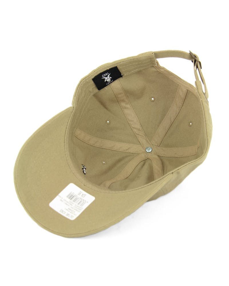 Greatest Precurved Strapback Khaki