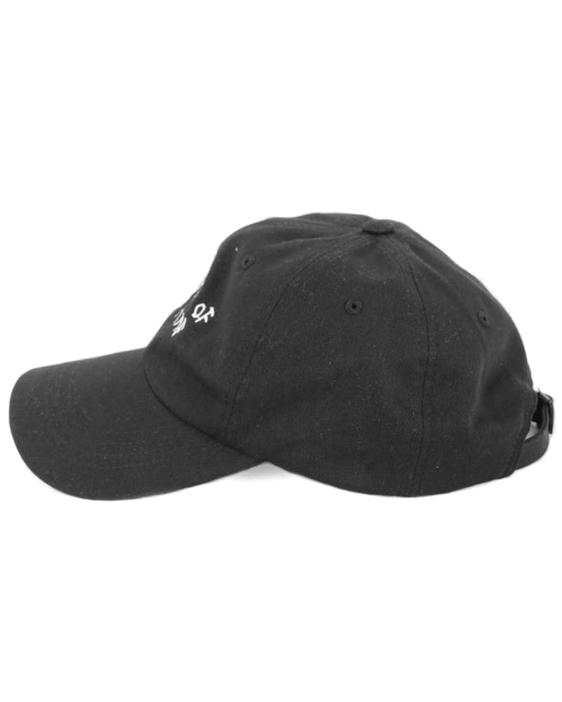 Greatest Precurved Strapback Black