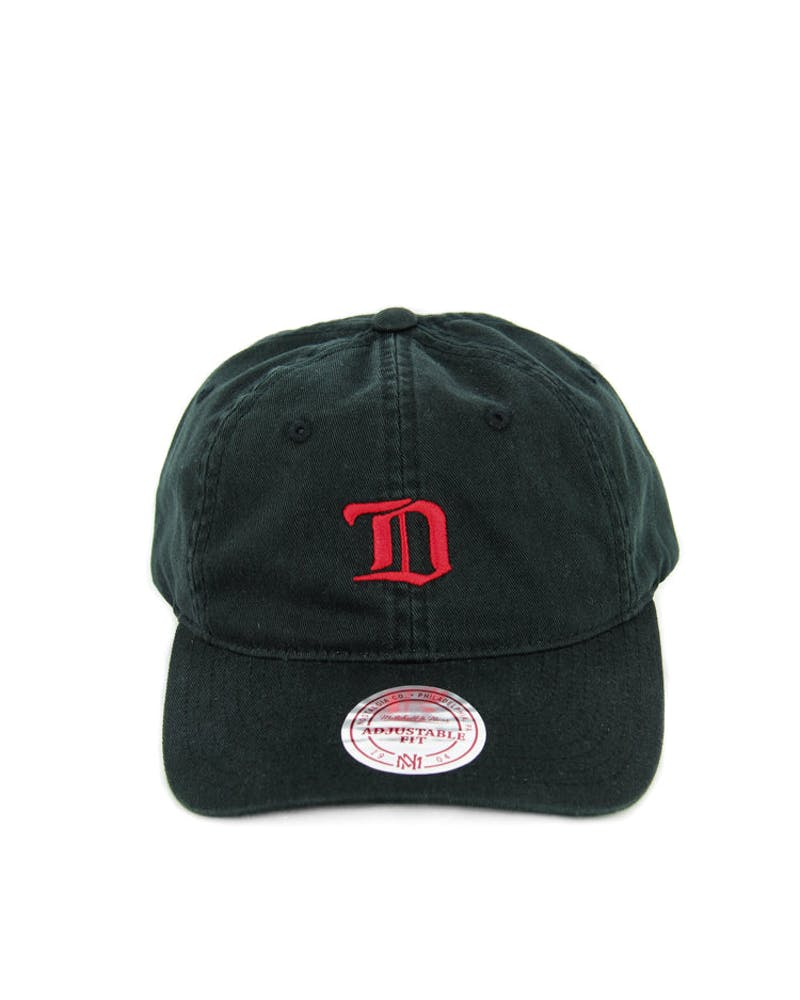 Red Wings Chukker Strapback Black/red