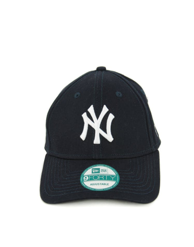 New Era Yankees 9FORTY Snapback Navy