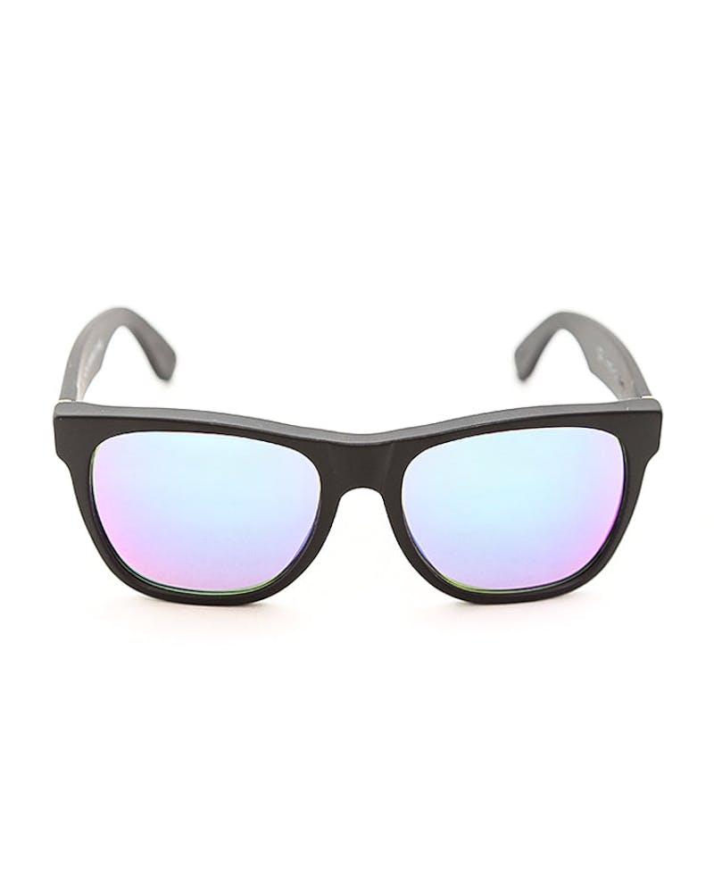 Basic Sunglasses Black/purple