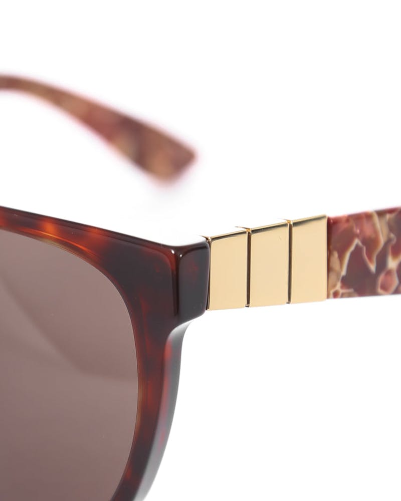 Flat Top Gianni Inferno Tortoise/gold