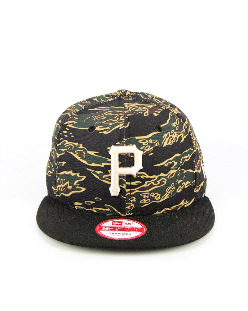 Pittsburgh Pirates Sb2 Tiger Camo/blac