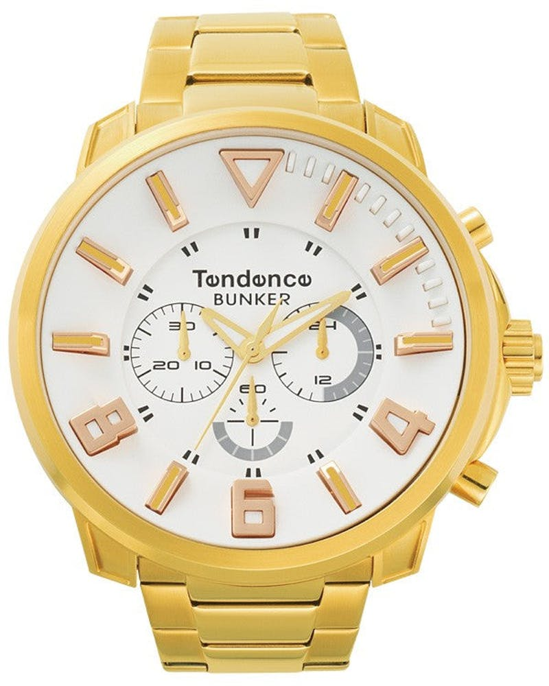 Bunker Chrono Gold