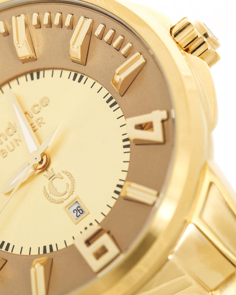 Tendence X Culture Kings Special Edition Bunker Gold