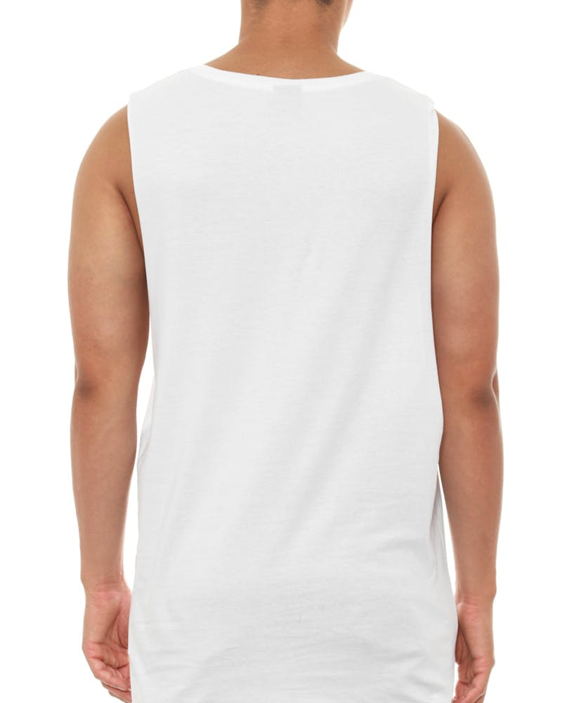 Starboy Mini Muscle White