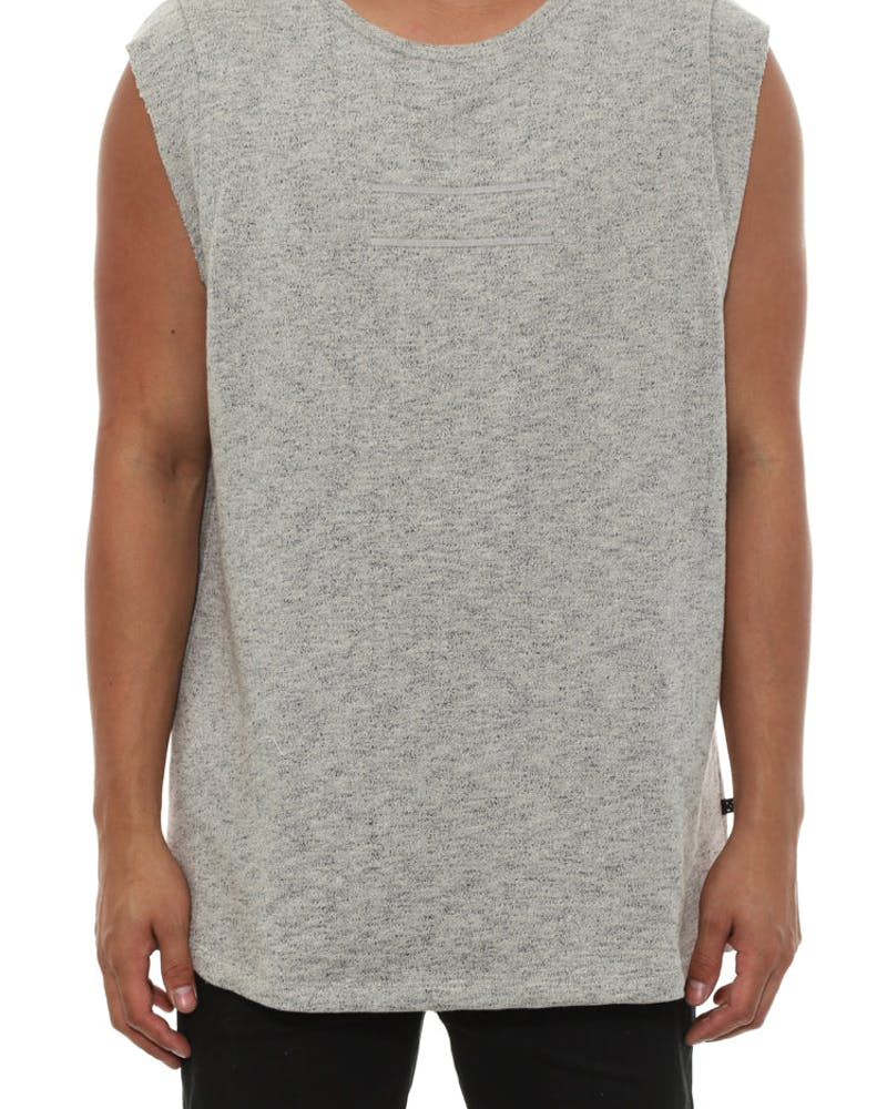 Marr Sweat Tank Ash Grit