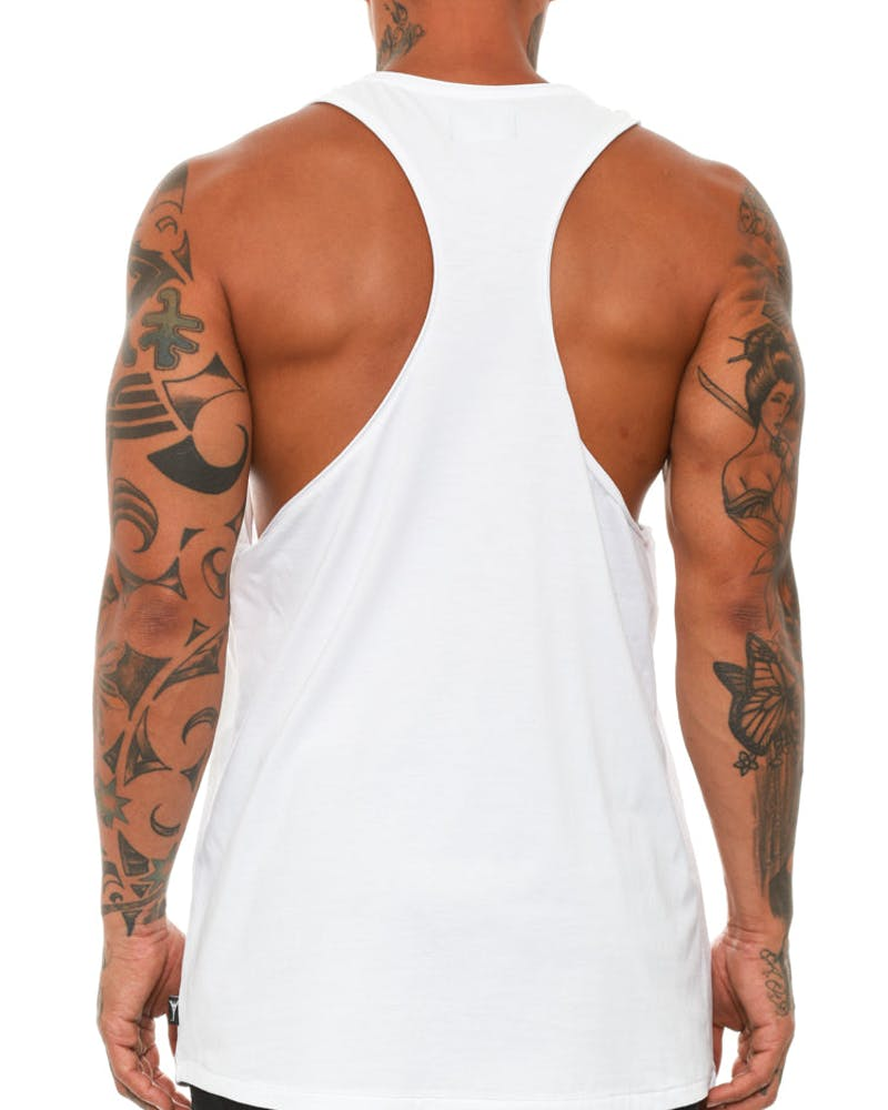 Sliced Singlet White