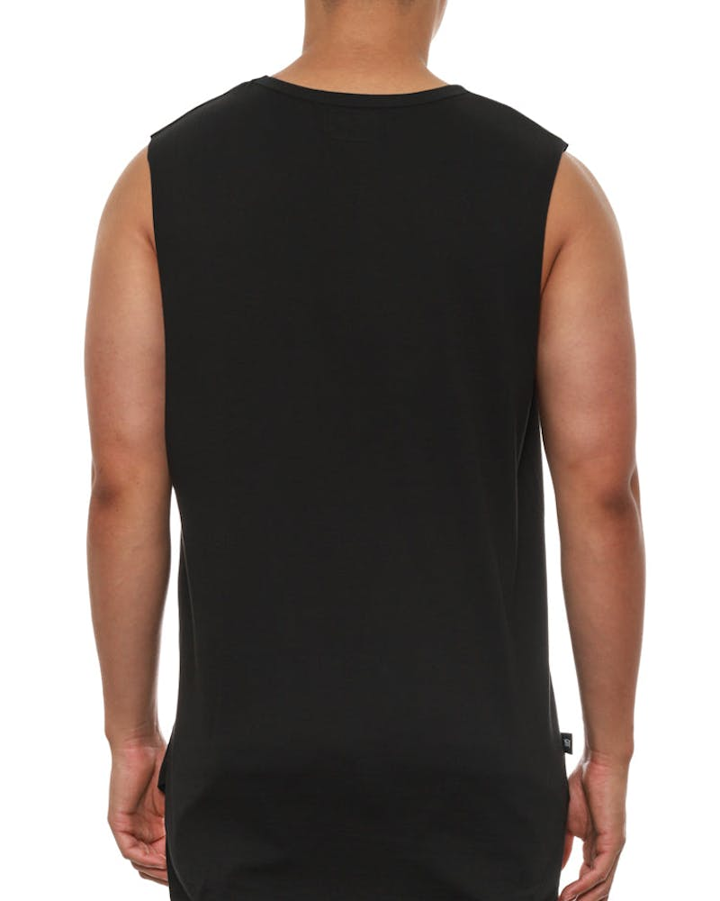 the Hour Elduplo Muscle T Black/black