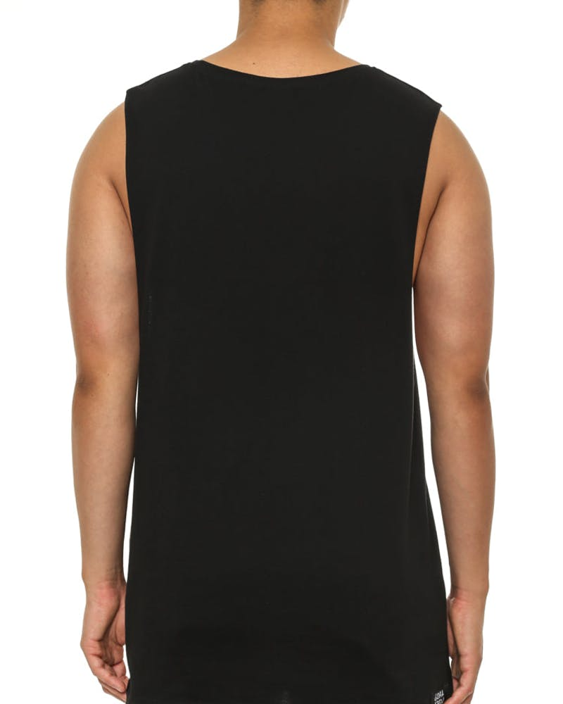 Bruzzers Muscle T Black