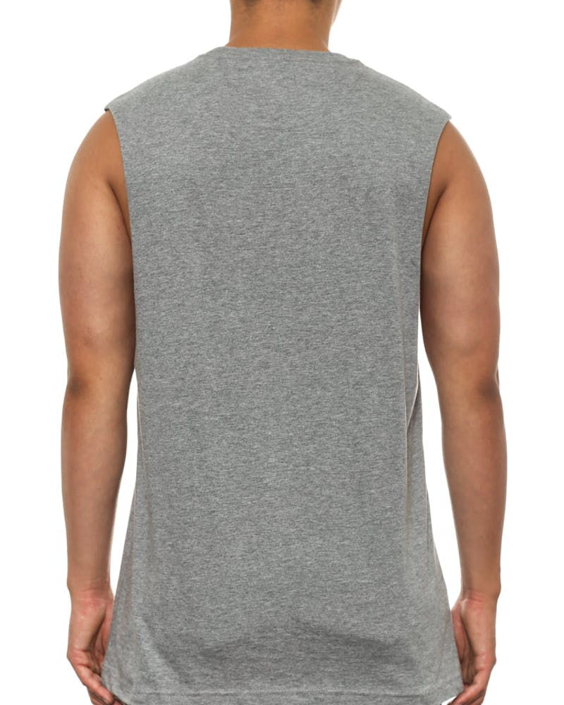 Cavaliers Team Wordmark Muscle Grey