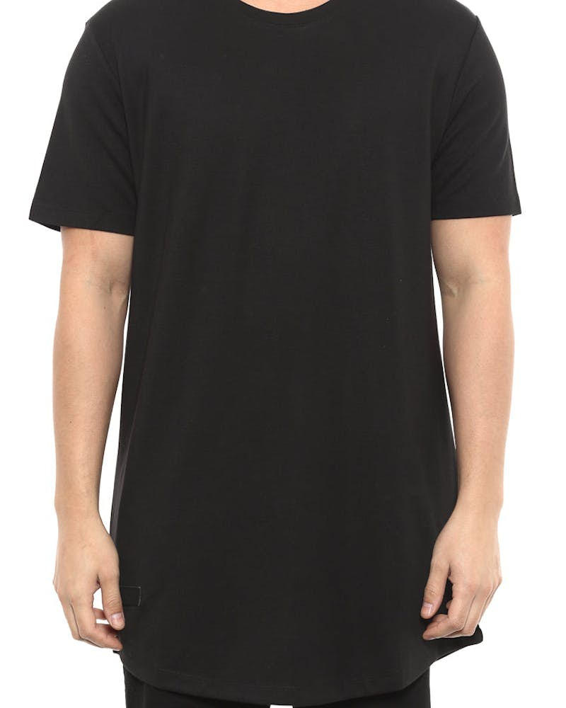 the Abyss Tee Black