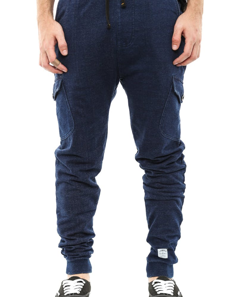 Troop Trackie Denim