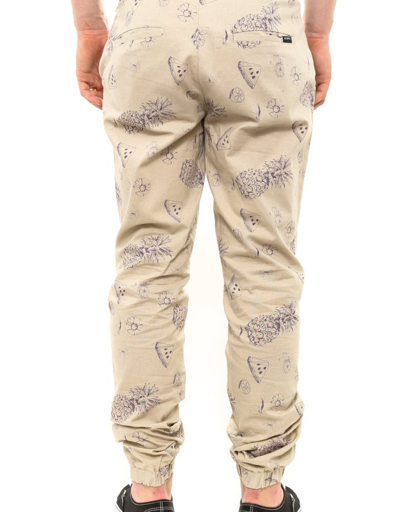 Woodward Pant White/navy