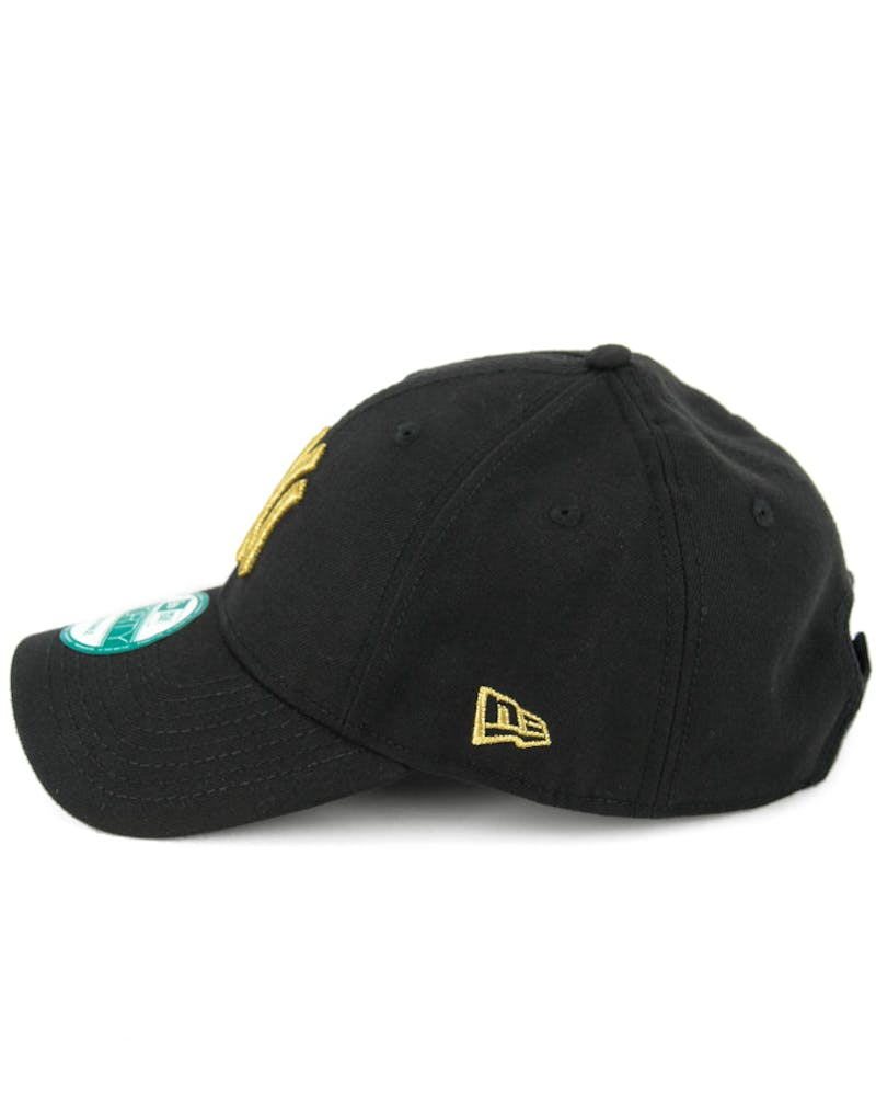 New Era Yankees 9FORTY Met Gold ST Black/gold