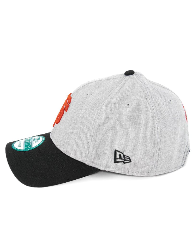 New Era Giants 9FORTY League Heather ST Heather Grey/bl