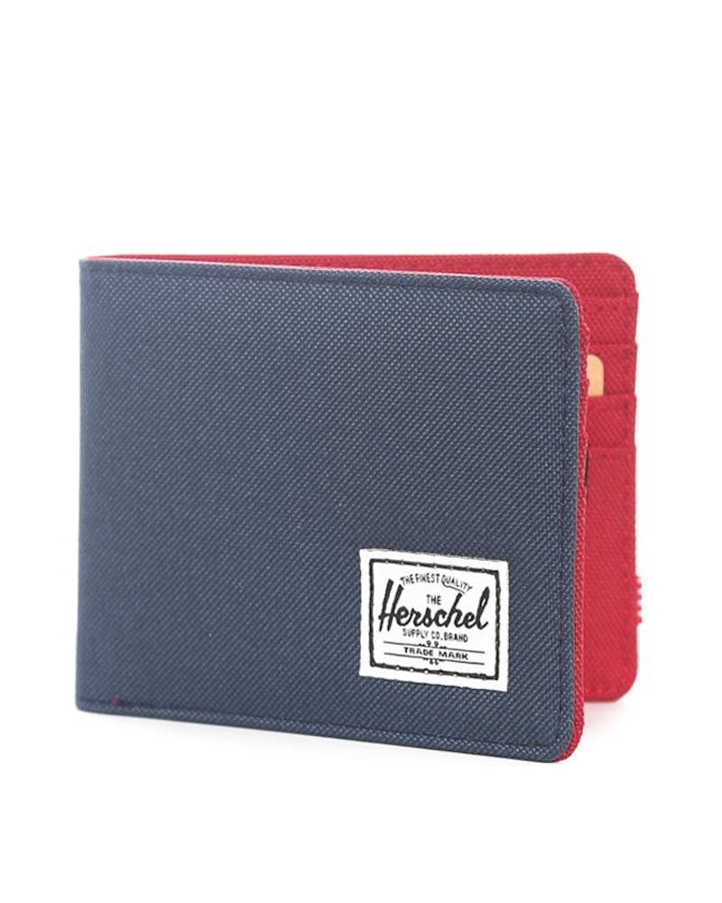 Royal Wallet Navy/red